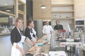 l ecole de cuisine de inauguration de l école de cuisine de gérald passédat la intended