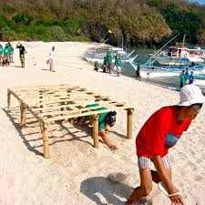 Sepoc Beach Center Where Has Fine Sand That Is Perfect For Your Company Outing Venues And Do Several Outdoor Activities Games Team Building