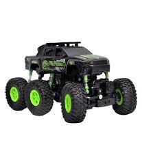 100 Monster Truck Power Wheels JK INT 6 Wheel Rehargeable Rock Crawler Remote Control