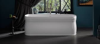 Kohler Purist Freestanding Tub Filler by Bathtubs Whirlpool Bathing Products Bathroom Kohler