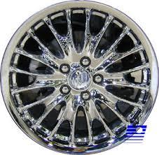 2010 CADILLAC DTS OEM Factory Wheels and Rims