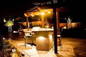 Best Patio Lighting Ideas Outdoor Elegant Design Combined With Amazing