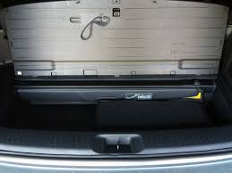 2013 Toyota Highlander Captains Chairs by Retractable Cargo Cover For The Toyota Highlander
