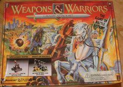 Weapons Warriors Cavalry Attack Set
