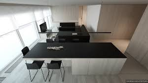 100 Super Interior Design 2 Simple Homes With Light Wood Panels And Matte Black Accents