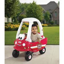 100 Fire Truck Cozy Coupe Little Tikes And Rescue RideOn Walmartcom