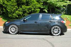 Product Release CorkSport Coilovers for Mazdaspeed 3 and Mazda 3