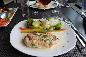 cuisine farce poulet farce aux châtaignes picture of sabores do curral
