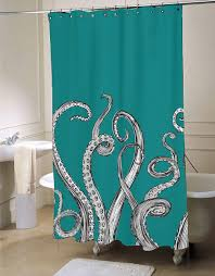 Octopus Tentacle Shower Curtain myshowercurtains