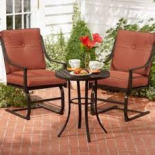 hd designs outdoors napa 3 piece bistro set fred meyer home