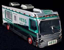 "Lot Detail - 1998 Chrome ""Hess Recreation Van"