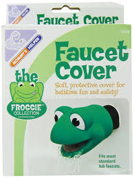 Bath Spout Cover Babies R Us by Amazon Com Mommy U0027s Helper Faucet Cover Froggie Collection Green