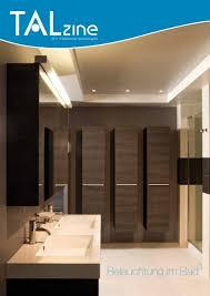 beleuchtung im badezimmer tal be
