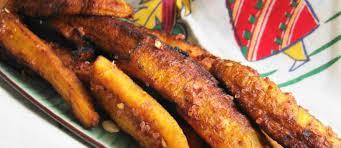 cuisiner des bananes plantain recettes de banane plantain idées de recettes à base de banane