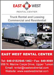 Online Directory - EAST WEST RENTAL CENTER - Online Directory Car And Van Hire Enterprise Rentacar Online Directory East West Rental Center Truck Rental Hudson Ma Lake Boone Ice Company How To Choose A Moving Rent Best Car Rental Truck Company In Ronto United Amp Gostas Truckar Is Sales Sweden Which Rentals Budget Canada Houston Rent Champion All Building Supply Home Waggoner Equipment