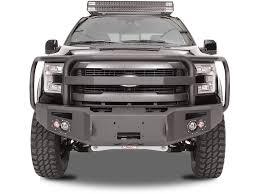 100 Truck Grill Guard Premium Front Bumper Winch Bumpers Guard 4x4 Trucks