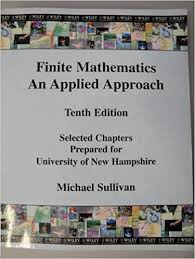 Google E Books Finite Mathematics An Applied Approach 10th Edition Custom For Univ Of New Hampshire PDF
