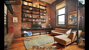 100 Industrial Style House Living Room Interior Design Ideas