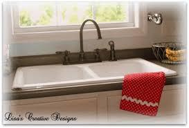 Americast Farmhouse Kitchen Sink by My Farmhouse Kitchen Installing A