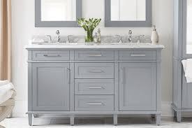 Bathroom Vanities With Matching Makeup Area by Shop Bathroom Vanities U0026 Vanity Cabinets At The Home Depot