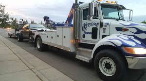 100 Semi Service Truck Equipment Towing El Dorado County US 50 Extreme Towing Placerville CA