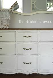 Drexel Heritage Dresser Hardware by A Vintage Drexel Set In White Suzanne Bagheri