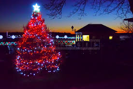 Xmas Tree Farms Albany Ny by Saint Andrews Nb Waterfront Christmas Decorations And Christmas