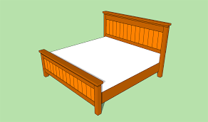 Box Bed Frame Plans DIY How To Make Platform Beds Endear Wood