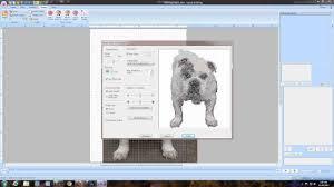 Brother PE Design Next Digitizing software Bulldog tutorial