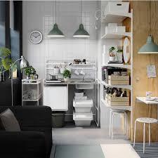 kleine küchenzeile systeme für kleine küchen schöner wohnen