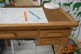 le bureau vintage le bureau d arthur emilie sans chichi