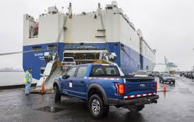 All-New Ford F-150 Raptor Now On Its Way To Customers In China ...