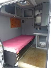 Another DIY Camper Conversion 158 2002