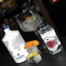 100 Nordes Gin Cheers Drinks Goldberg 76 Bar