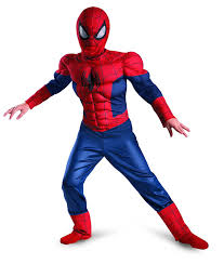Halloween Express Cedar Rapids Iowa Hours by Amazon Com Ultimate Spider Man Muscle Child Costume Toys U0026 Games