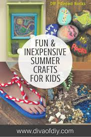 Easy Summer Crafts For Toddlers Best Kid Ideas On Kids Fun