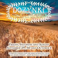 Dozynki Festival – A Polish Harvest Festival – Buffalo Rising
