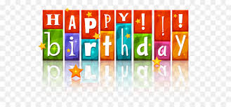 Birthday cake Happy Birthday to You Clip art Transparent Colorful Happy Birthday with Stars PNG Image