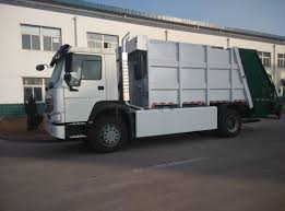 China Garbage Truck Rubbish Collecting Truck - China Garbage Truck ...