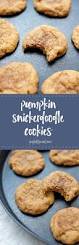 Pumpkin Snickerdoodle Cheesecake Bars by Pumpkin Snickerdoodle Cookies Recipe Fall Cookies Fall