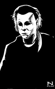 Michael Myers Halloween Stencil by Michael Myers By Ianjmiller On Deviantart