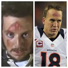 Peyton Manning is Marv From Home Alone – Don t Think Just Throw