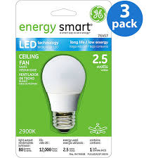 led bulb for ceiling fan lighting and ceiling fans
