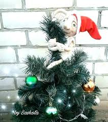 Lighted Rustic Christmas Tree Topper