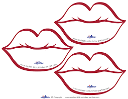 Ingenious Design Ideas Lips Coloring Pages 19 Pilular Center