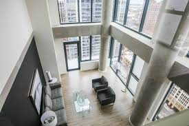 100 The Penthouse Chicago 1333 S Wabash Ave IL 60605 Loft Apartments In