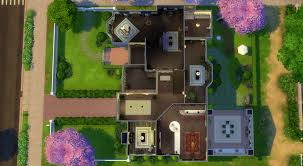 Sims 3 Floor Plans Download by Download Valentine U0027s Mansion In The Sims 4 Sims Online