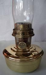Aladdin Kerosene Lamp Model 23 by Aladdin Kerosene Lamps Parts