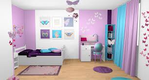 chambre enfant violet idee deco chambre ado fille 14 ans