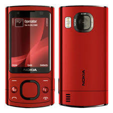 1Nokia 6700s 6700 Slide Red Aluminum Video FM T mobile GSM Unlocked Smartphone